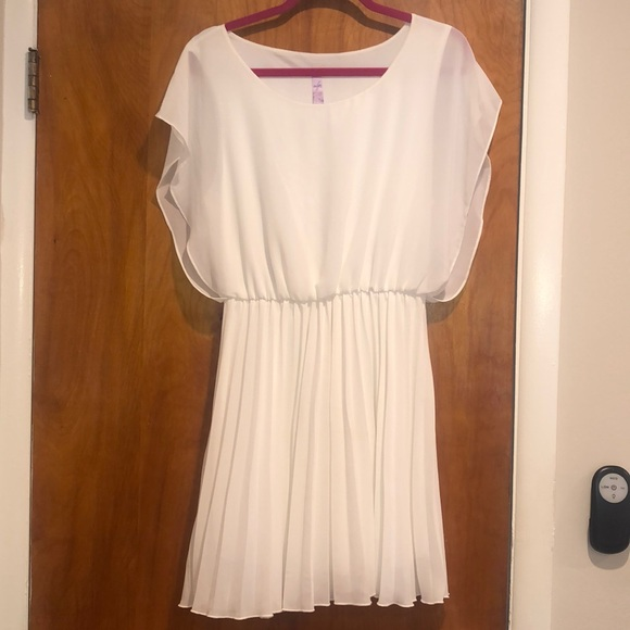 Francesca's Collections Dresses & Skirts - White Dress